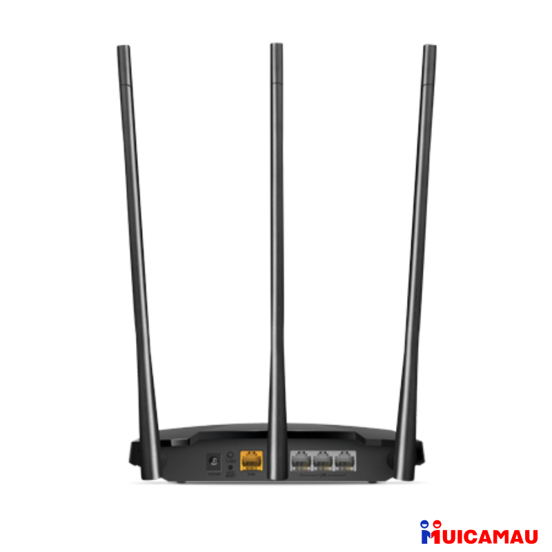 Phát wifi Mercusys MW330HP (N300)